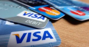 Kreditkartenschulden mit Bitcoins bezahlen