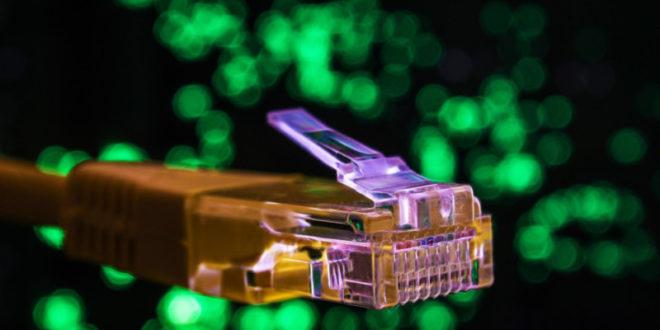 Netzwerk Kabel lan