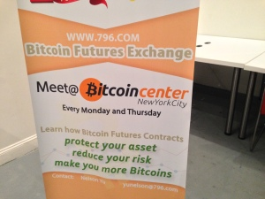 Bitcoin Futures Exchange Banner