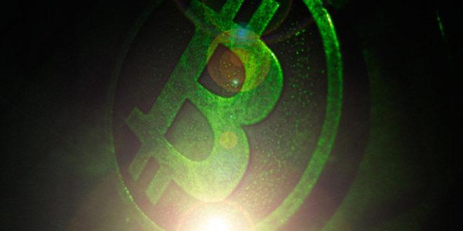 Bitcoin grün
