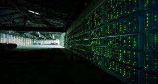 Bitcoin Mining Farm in China