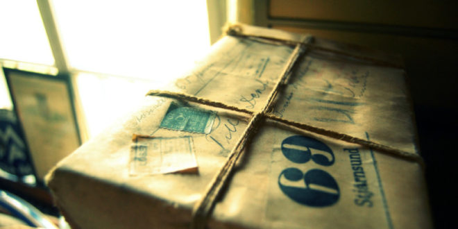 old package