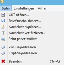 Sichern Dogecoin Wallet