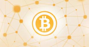 oranger bitcoin banner Netzwerk