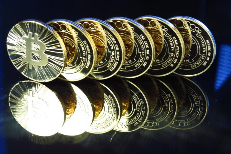 Physikalische Bitcoin Münzen Sind Zurück
