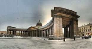 Russland Zensur - sankt petersburg kathedrale