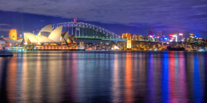 digitales geld australien sydney