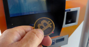 New Jerseys erster Bitcoinautomat in Jersey City