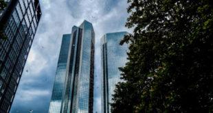 Die deutsche Bank sieht das Potenzial der Blockchain