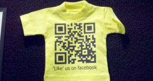 T-Shirt QR-Code