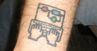 elektronische tattoos