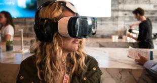 Virtuelle Realität mit Bitcoin