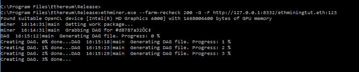 DAG File ethminer