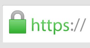 Wordpress.com bietet SSL Verschlüsselung HTTPS