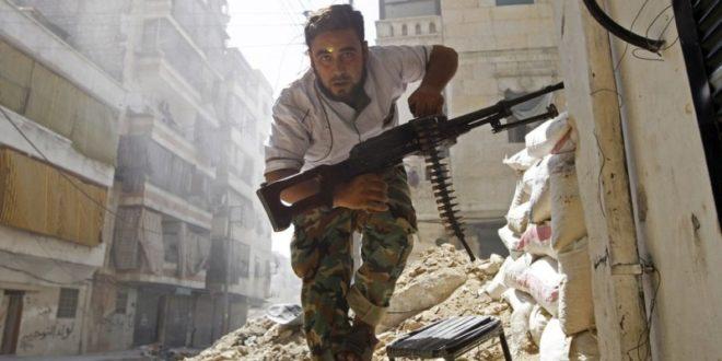 ISIS Syrien kurdischer Kämpfer