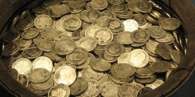 Bitcoins im Umlauf