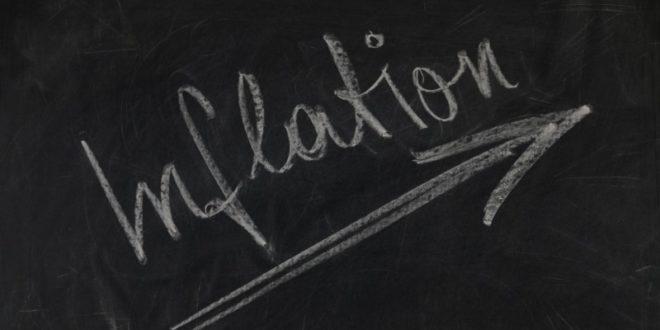 Bitcoininflation von knapp 50 Prozent in 2011 auf jetzt knapp vier Prozent
