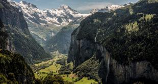 schweizer banken und alpen